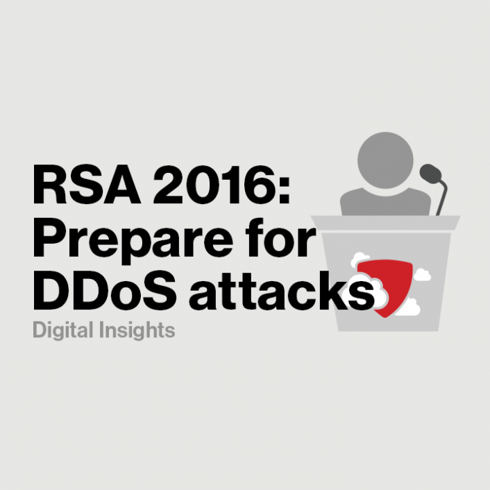 DDoS is Coming – Director of Security Solutions Tin Zaw to Speak at RSA Abu Dhabi