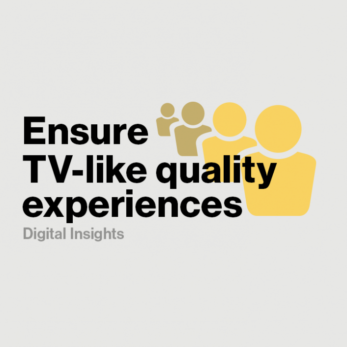Ensure Quality: Step 4 to Become the Broadcaster of Tomorrow