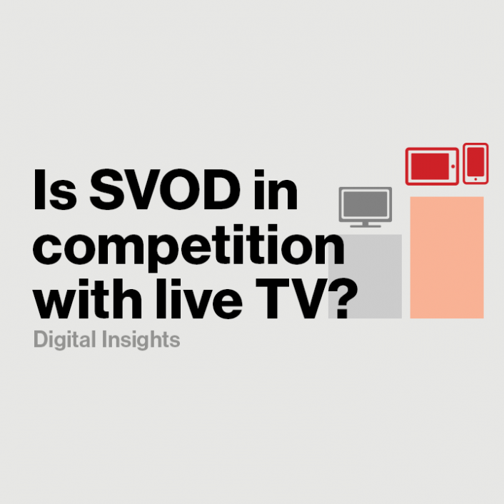 SVOD vs TV Viewing: Can the Two Exist in Harmony