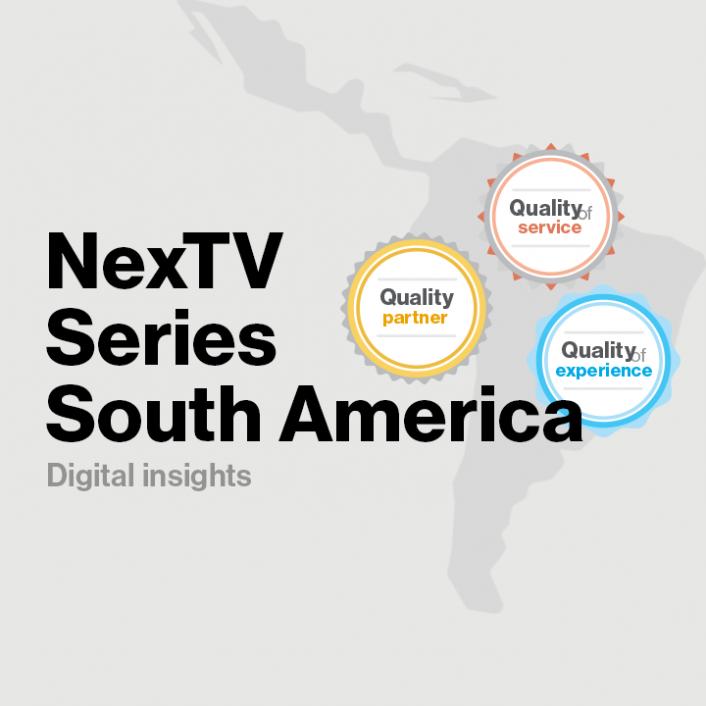Meet Us at NexTV Summit South America 2016