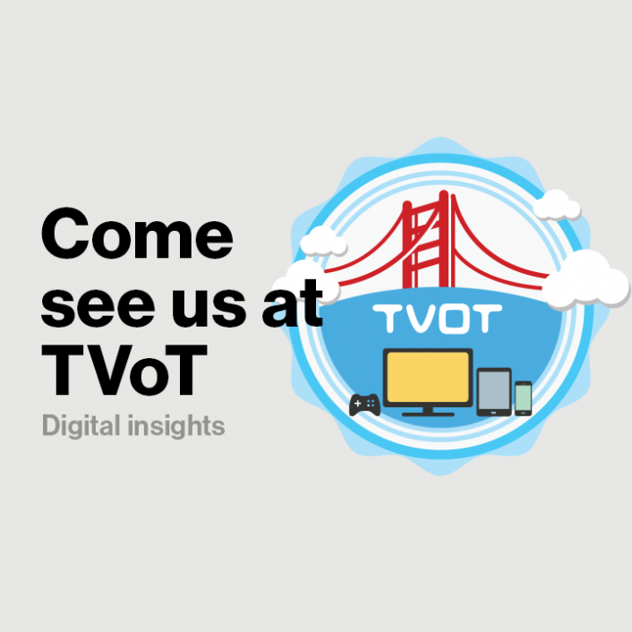 Be Part of the Future of TV at TV of Tomorrow 2016