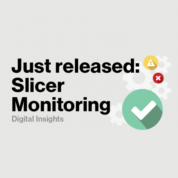 Better Video Streaming with Slicer Monitoring