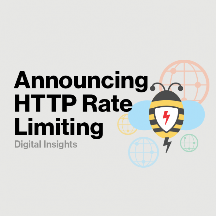 HTTP Rate Limiting now Available as Part of DEFEND