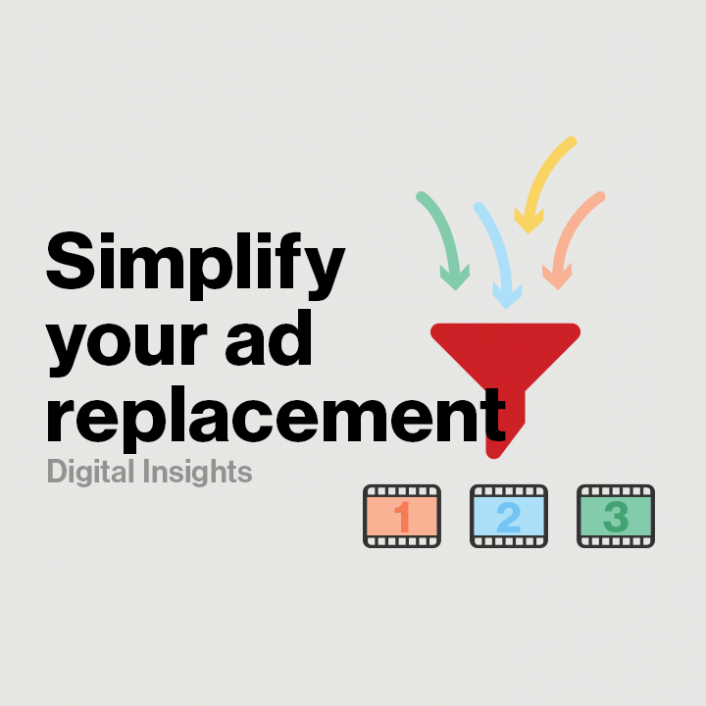 Simplify Ad Replacement with Conditional Boundaries