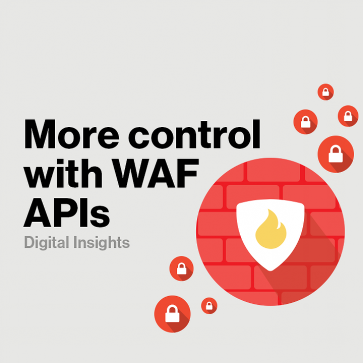 Empowering Security Customers with WAF APIs