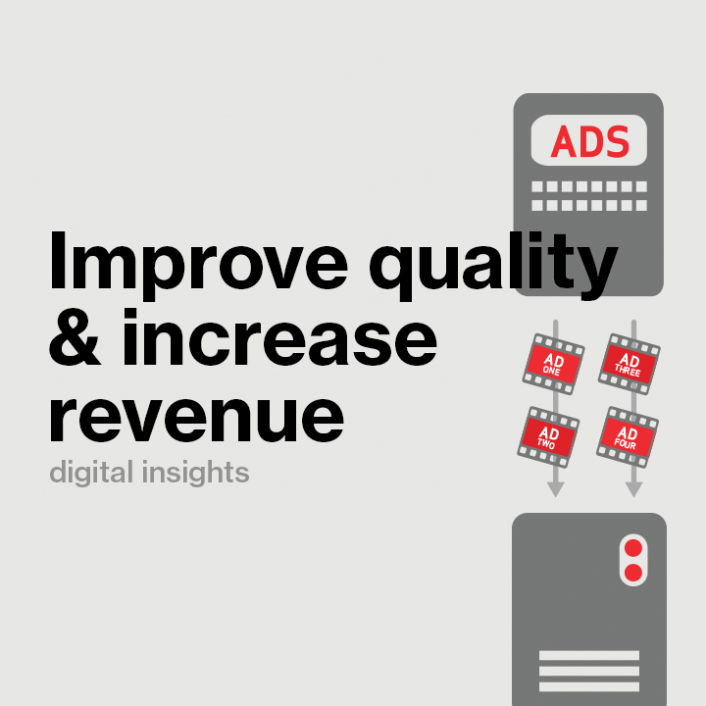 Server-Side Ad Insertion for Revenue and Quality