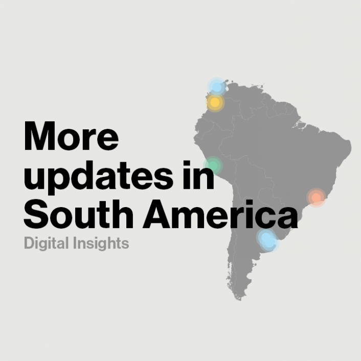 More PoPs and Updates in South America - Verizon Digital Media Services
