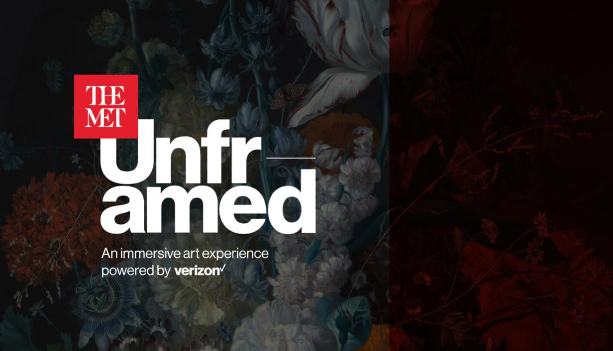 The Met Unframed