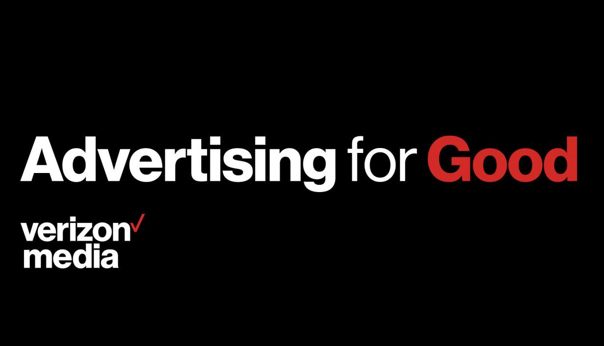 Verizon Media sets out 'Advertising for Good' 2021 agenda