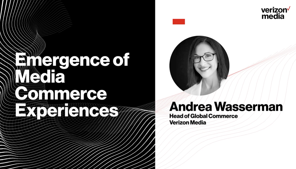 Emergence of Media Commerce Experiences