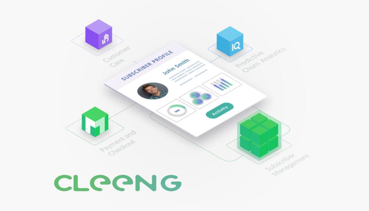 Cleeng user profile