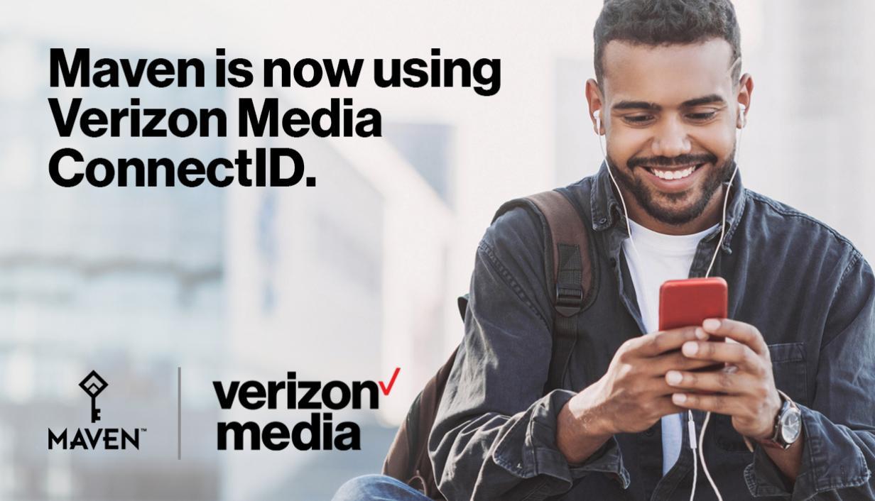 Maven adopts Verizon Media's identity solution